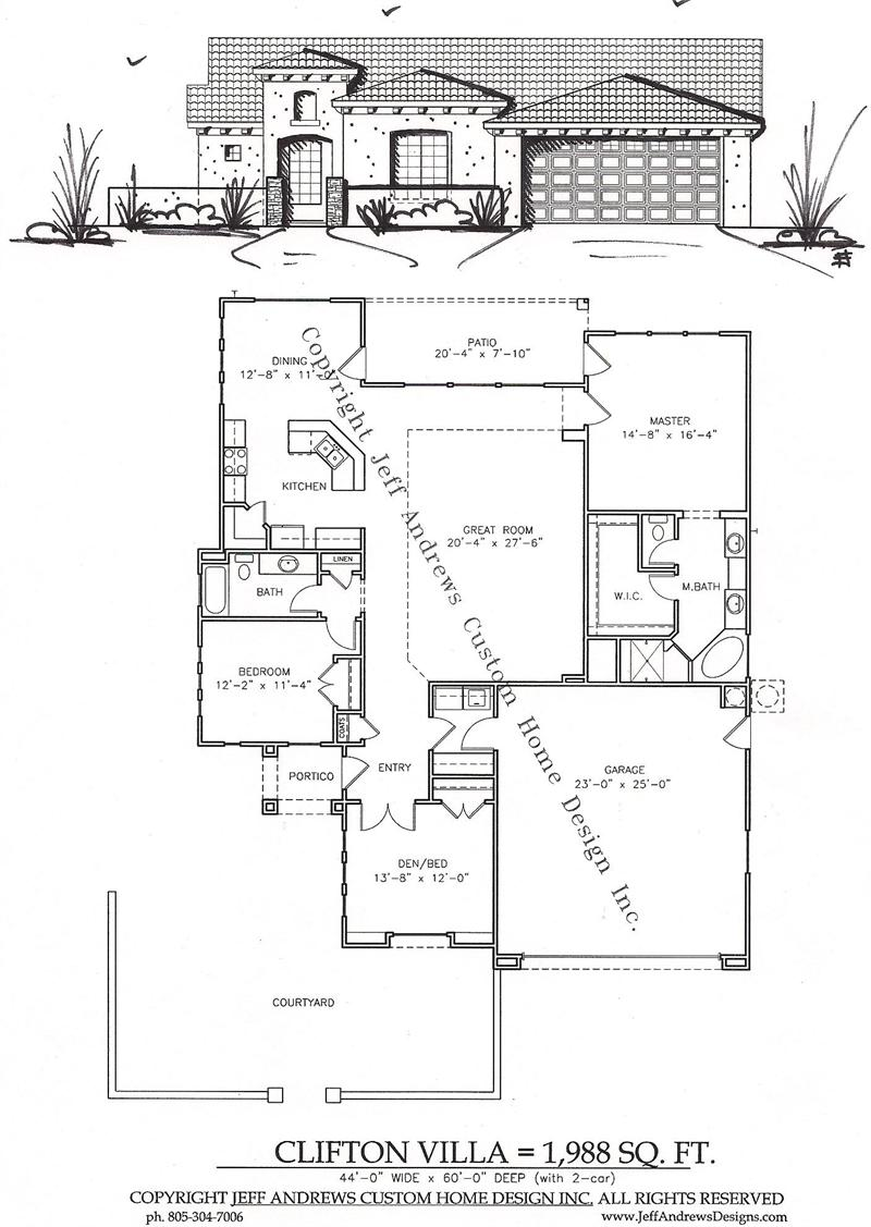Andrews Home Design Group | St. George, Utah – Custom home plans and ...
