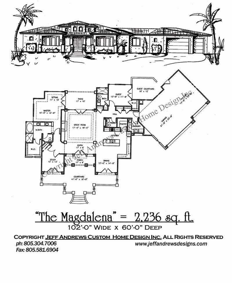Custom Home Design Utah: St. George, Utah – Custom Home